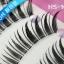 HS-10# ขนตาเอ็นใส (ขายปลีก) เเพ็คละ 10 คู่ thumbnail 1