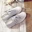 รองเท้าผ้าใบแฟชั่น 35-39 (พรีออเดอร์) thumbnail 4