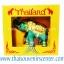 ของพรีเมี่ยม ของที่ระลึกไทย ช้าง แบบ 8 Size S สีเขียวทอง thumbnail 5