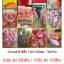 ผ้าห่มสำลี สีพื้น 150*200ซม. 700กรัม ผืนละ 105บ ส่ง 100ผืน thumbnail 1
