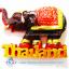 ของที่ระลึกไทย ที่ติดตู้เย็น ช้างไทย แบบ 56 thumbnail 2