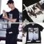 เสื้อยืด OFF-WHITE 16Ss Sty.Jackson GOT7-ระบุสี/ไซต์- thumbnail 1