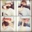 เสื้อยืด Supreme BEAR Sty.Baekhyun -ระบุสี/ไซต์- thumbnail 2