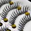 V-055 ขนตาเอ็นใส(ขายปลีก) เเพ็คละ 10 คู่ thumbnail 1