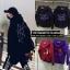 Jacket Hoodie VETEMENTS Oversized Reversible II-sides (ใส่ได้สองด้าน) Sty.G-Dragon ระบุไซต์/สี- thumbnail 1