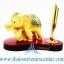 ช้างทรงเครื่องกับที่เสียบปากกา (Pre-Order คละแบบช้าง) thumbnail 6