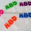 เทียนวันเกิด HBD แบบที่ 2 thumbnail 1