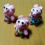 ตุ๊กตาไอซิ่งรูปหมูน่ารัก ( 20 ชิ้น ) thumbnail 1