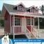 บ้านโมบายสไตล์ตะวันตก ขนาด 3*4 เมตร (1 ห้องนอน 1 ห้องน้ำ) thumbnail 1