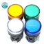 หลอดไฟสัญญาณ LED ขนาด 22 มม Light Indicator Signal Pilot Lamp AC/DC 12V สีน้ำเขียว thumbnail 3