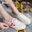รองเท้าผ้าใบแฟชั่น [พร้อมส่ง] thumbnail 3