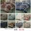 ผ้าปูที่นอน ลายสก๊อต เกรดB 6ฟุต 5ชิ้น ชุดละ 140บ ส่ง 34ชุด thumbnail 1