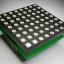 LED Dot Matrix 8x8 Full Color RGB ขนาด 60mm x 60mm thumbnail 3