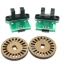 HC-020K Dual module encoder Optical Wheel Encoder for Smart Car พร้อมสายไฟ thumbnail 3