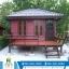 บ้านน็อคดาวน์ บ้านโมบาย บ้านสำเร็จรูป ขนาด3*4 เมตร เพิ่มระเบียง2*4 เมตร (1 ห้องนอน 1 ห้องน้ำ) thumbnail 1