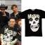 เสื้อยืด MISFITS Sty.G-Dragon -ระบุสี/ไซต์- thumbnail 1
