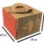 กล่องใส่เค้กกระดาษคราฟท์ ลายเด็ก ( 3 ปอนด์ ) thumbnail 4