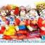 ของขวัญไทย ตุ๊กตาชาวเขา ชาวดอย (แพ็ค 5 ตัว) ตัวใหญ่ thumbnail 1