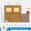 บ้านน๊อคดาวน์ขนาด 6*6 เมตร ระเบียง 3*3 เมตร (2ห้องนอน 2ห้องน้ำ 1ห้องนั่งเล่น) thumbnail 7