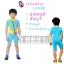 ชุดว่ายน้ำเด็กควบคุมอุณหภูมิ แขนสั้น ขาสั้น thumbnail 4