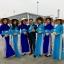 ชุดเวียดนามผู้หญิง สีฟ้าน้ำทะเล (งานสั่งตัดพิเศษ) thumbnail 3