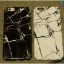 iPhone 7 - เคสแข็งปิดขอบ ลายหินอ่อน (สีขาว,สีดำ) thumbnail 2