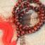 สร้อยประคำหิน เรดไทเกอร์ อาย (Red Tiger's eye) thumbnail 1