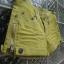 กางเกงยีนส์ขาสั้น สีเหลืองสวยสดใส ขอบกางเกงด้านในปัก vintage เก่ไก๋สไลเดอร์ thumbnail 1