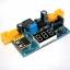LM2596 DC 4.5-40 to 1.25-37V Step-Down Power Module LM2596 Step down Buck Converter พร้อมไฟ Volt meter และพอร์ท USB thumbnail 2