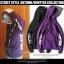 Hoodie PALACE Purple Logos 16ss -ระบุสี/ไซต์- thumbnail 1