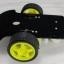 Smart Car 2WD Robot Car Chassis With 2 Motors Magician Robotics Platform for Arduino สีดำ thumbnail 1