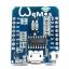 WeMos d1 mini NodeMCU WIFI ESP-8266 nodemcu พร้อม Pin Header thumbnail 4