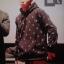 HOODIE SUPREME X PLAYBOY Sty.Bobby iKON -ระบุสี/ไซต์- thumbnail 4