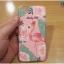 iPhone 8 Plus / 7 Plus - เคส TPU ลาย นกฟลามิงโก้ Flamingos Pink Lucky Me thumbnail 4