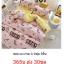 ชุดผ้านวม+ผ้าปูที่นอน เกรด A พิมพ์ลาย 6ฟุต 6ชิ้น เริ่มต้น 295 บาท thumbnail 8