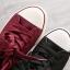 รองเท้าผ้าใบแฟชั่นหุ้มข้อ(หนัง) ขนาด 35-39 thumbnail 6