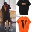 เสื้อยืด Supreme x VLONE 16ss -ระบุสี/ไซต์- thumbnail 1
