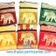ของฝากจากไทย กระเป๋าสะพายลายช้างมินิ (แพ็ค 6 ชิ้น คละสี) thumbnail 1