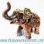 ของพรีเมี่ยม ของที่ระลึกไทย ช้าง แบบ 1 Size M สีทองแดง thumbnail 1