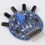 เซนเซอร์ High precision 5-channel infrared flame sensor modulea thumbnail 1