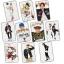 Sticker card set GOT7 NBA 2016 (10pc) thumbnail 1