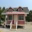 บ้านโมบายสไตล์ตะวันตก ขนาด 3*4 เมตร (1 ห้องนอน 1 ห้องน้ำ) thumbnail 3
