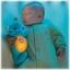 ตุ๊กตาม้าน้ำกล่อมนอน ยี่ห้อ Fisher-Price สีฟ้า thumbnail 2