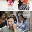 Samsung Note4 - เคสฝาพับ Mercury Canvas Diary แท้ thumbnail 9
