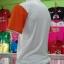 เสื้อกีฬา เกรด A ไทย สีขาว-ส้ม thumbnail 2