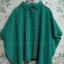 เสื้อชีฟอง สีเขียวสด คอปก สวมใสสบาย ดูสวยสดใส thumbnail 1