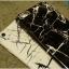 iPhone 7 - เคสแข็งปิดขอบ ลายหินอ่อน (สีขาว,สีดำ) thumbnail 13