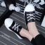 รองเท้าผ้าใบแฟชั่น (หนัง) พรีออเดอร์ thumbnail 7
