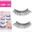HW-33 ขนตาเอ็นใส(ขายปลีก) เเพ็คละ 5 คู่ thumbnail 1