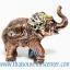 ของพรีเมี่ยม ของที่ระลึกไทย ช้าง แบบ 1 Size M สีทองแดง thumbnail 4